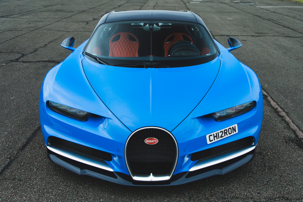 The unholy trinity: Bugatti Chiron vs Veyron vs EB110