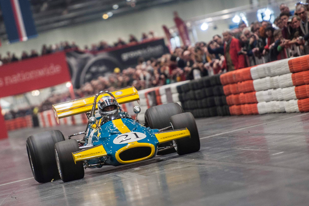 10 things not to miss at The London Classic Car Show 2019