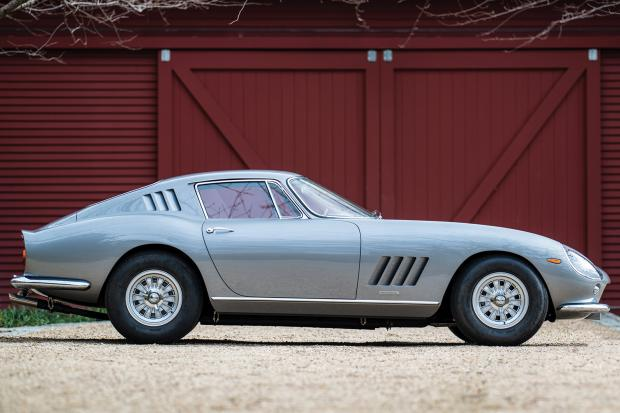 Classic & Sports Car – £1.7m Ferrari 275GTB is Amelia Island's biggest seller