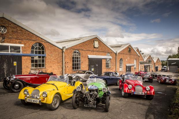 Classic & Sports Car – Why there's more to Morgan than you might imagine