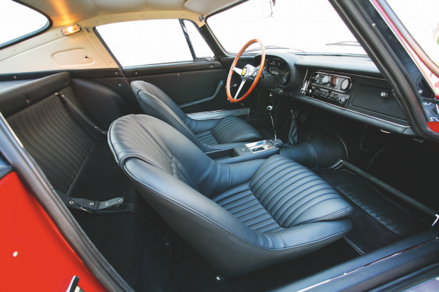 Classic & Sports Car – Behind the wheel of Steve McQueen's Ferrari 275GTB/4