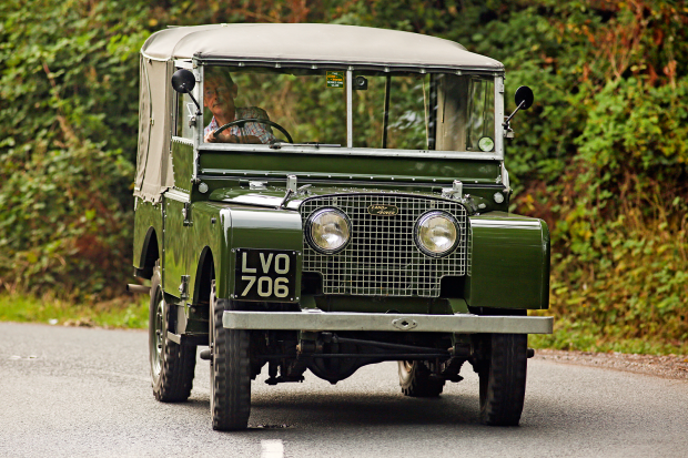 Classic & Sports Car – Buyer's guide: Land-Rover Series I
