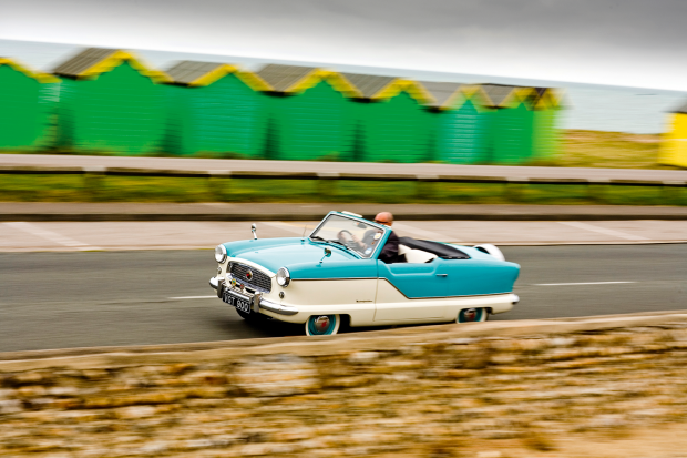 Guilty Pleasures: Nash Metropolitan