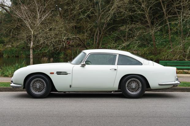 Classic & Sports Car – DB5 is first confirmed lot in Aston Martin summer sale