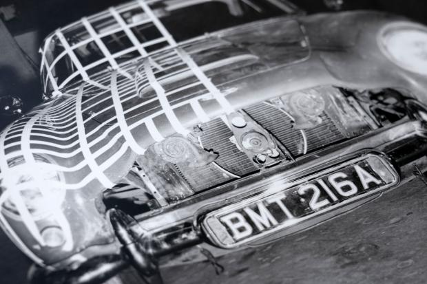 Classic & Sports Car – Aston Martin is building DB5s that 007 would be proud of