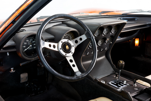 Classic & Sports Car – Original Italian Job Miura rediscovered