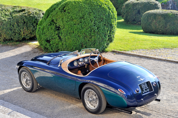 Classic & Sports Car – Fabulous Ferrari 166MM to star at Concours of Elegance