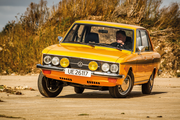 Separated at birth: NSU Ro80 vs VW K70