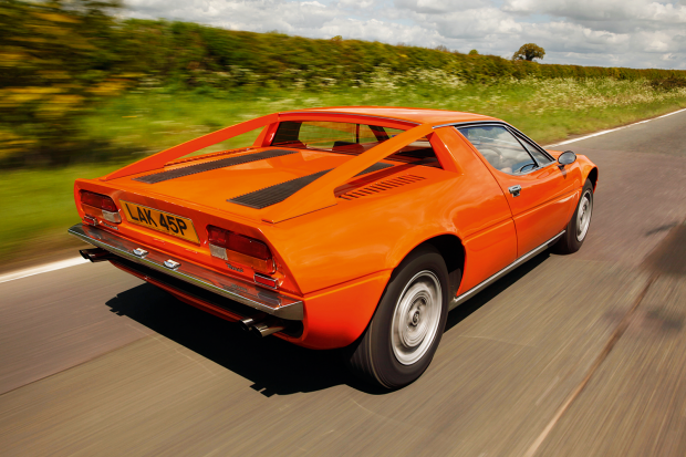 Classic & Sports Car – Buyer's guide: Maserati Merak