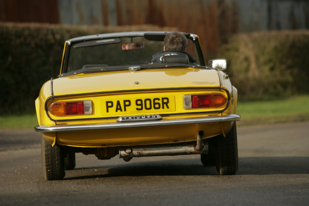 Classic & Sports Car – Buyer's guide: Triumph Spitfire