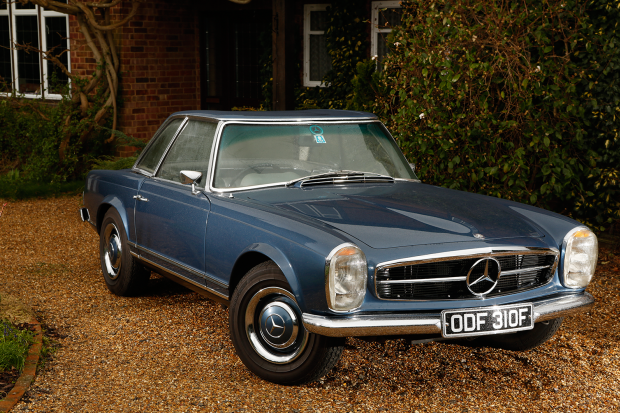 Don't buy that, buy this: Peugeot 504 vs Mercedes Pagoda
