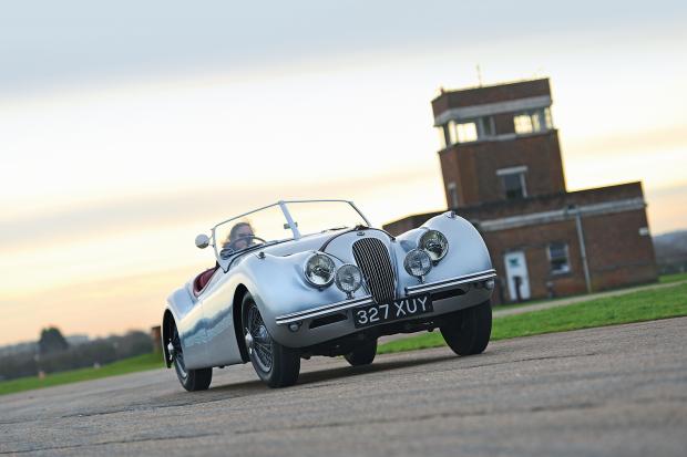 The greatest '50s sports cars: XK120 vs MGA, AC Ace, Healey