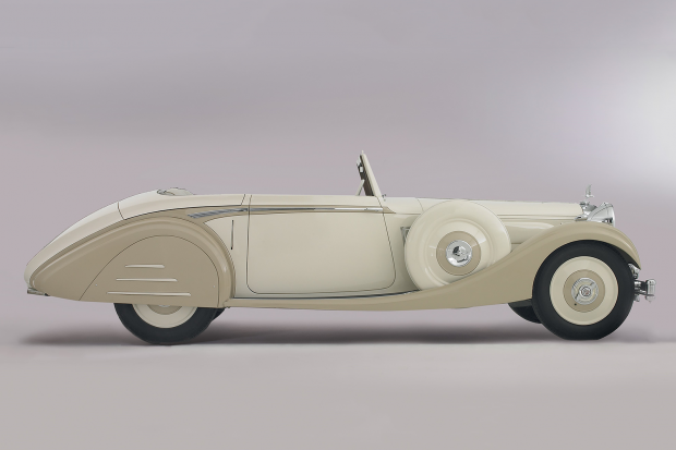 Classic & Sports Car – New Alvis Continuation cars on the way
