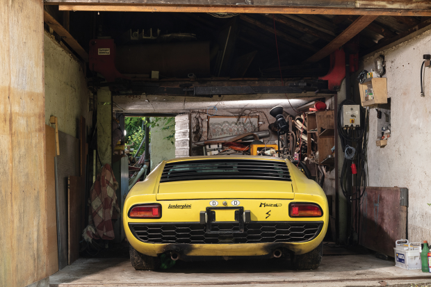Classic & Sports Car – This might be the world's most original Miura – and it's for sale