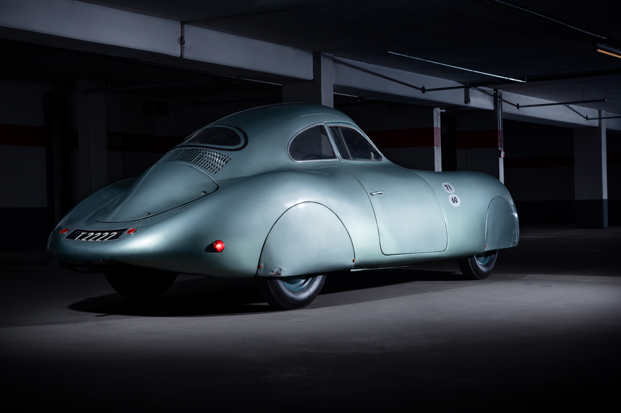 Classic & Sports Car – Sale of oldest Porsche misfires