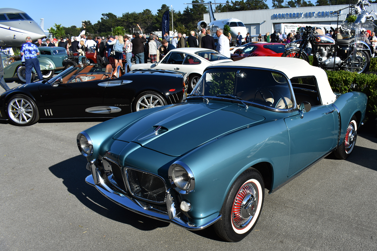 Classic & Sports Car – Little Car Show makes a big impact in Monterey