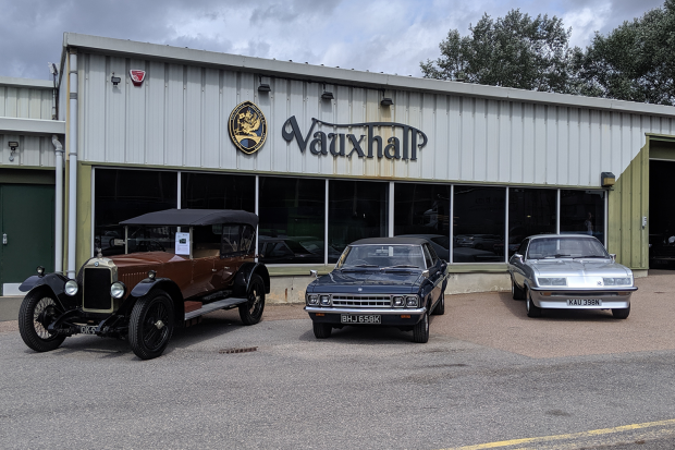 Classic & Sports Car – Vauxhall open day is a delight for C&SC subscribers