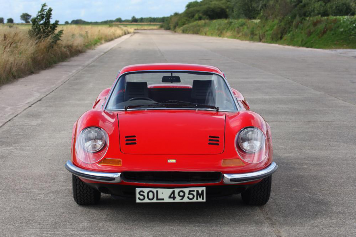 Classic & Sports Car – 10,000-mile Dino set for Duxford sale