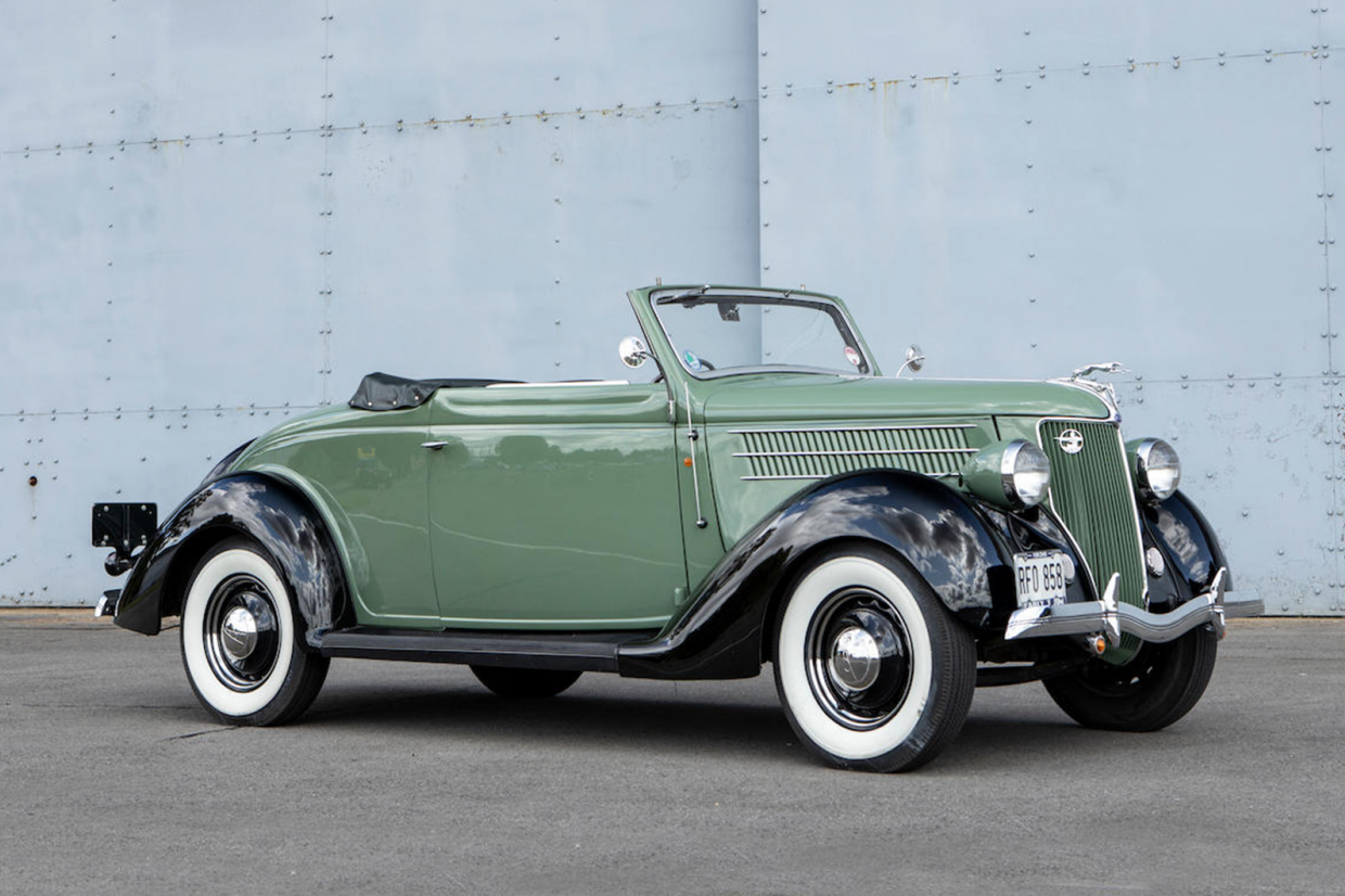 Classic & Sports Car – Cossie and Landie lead first Bonhams MPH auction