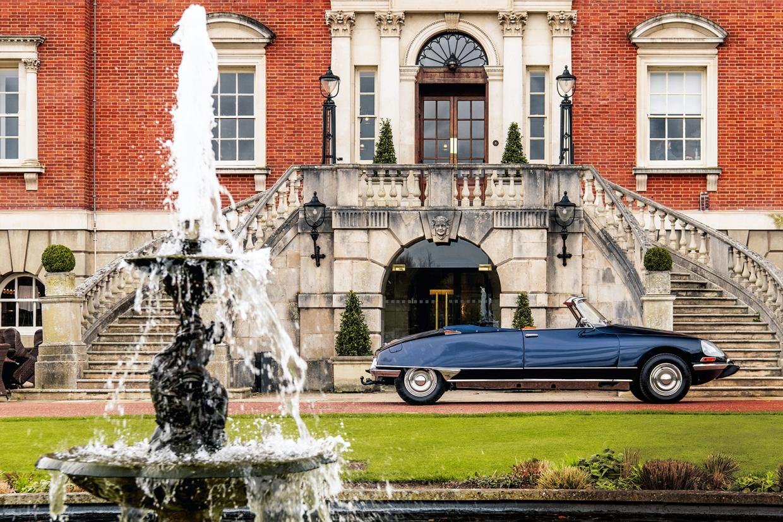 Classic & Sports Car – Dream drop-tops: Aston vs Mercedes vs Citroën vs Jensen vs Rolls