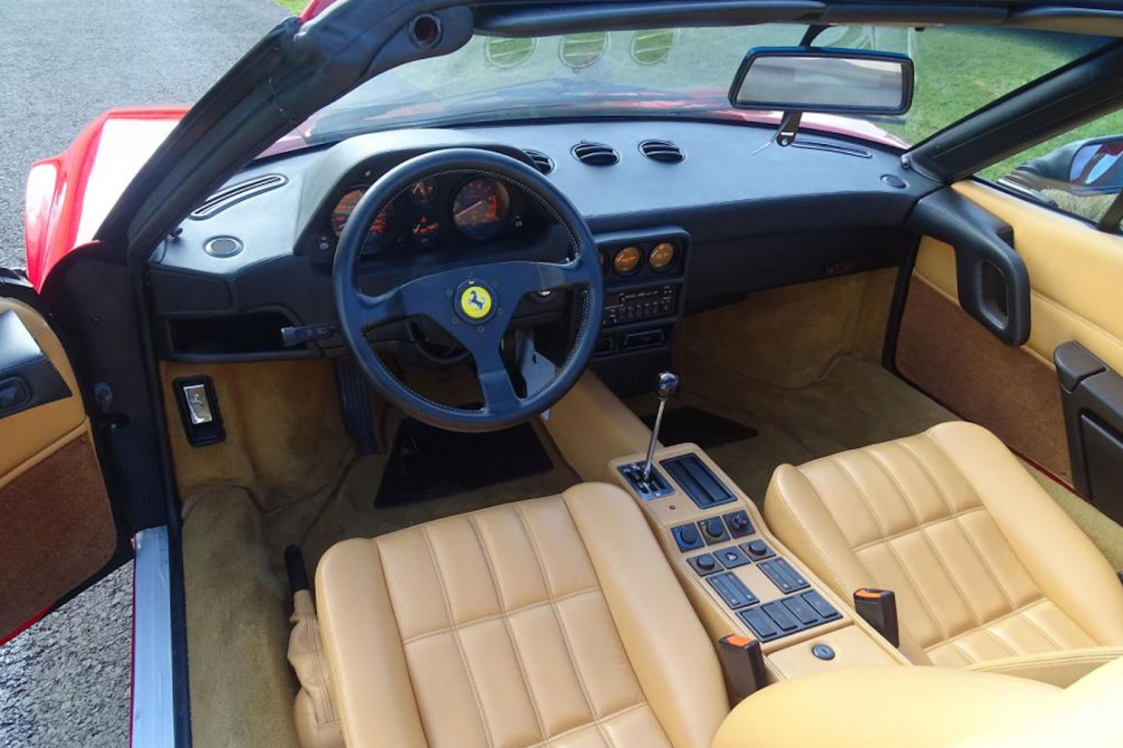 Classic & Sports Car – Timewarp Ferraris do exist – and they don't have to cost millions