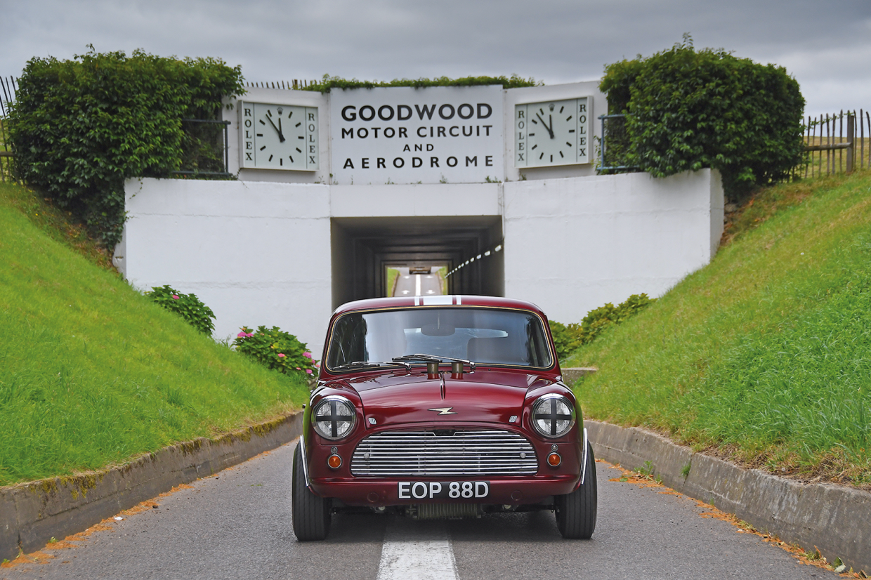 Classic & Sports Car – Goodwood Revival 2019: a Mini like no other