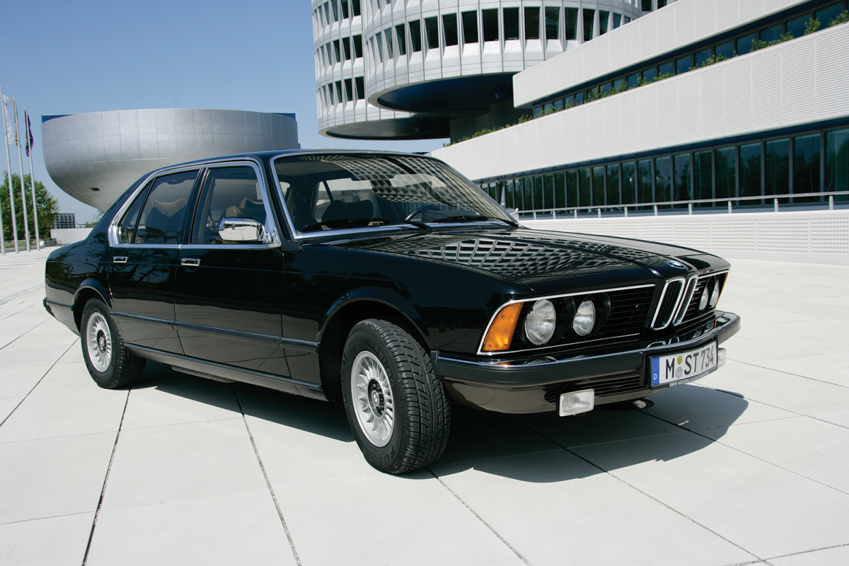 Classic & Sports Car – Pride of Bavaria: driving the BMW 7 Series