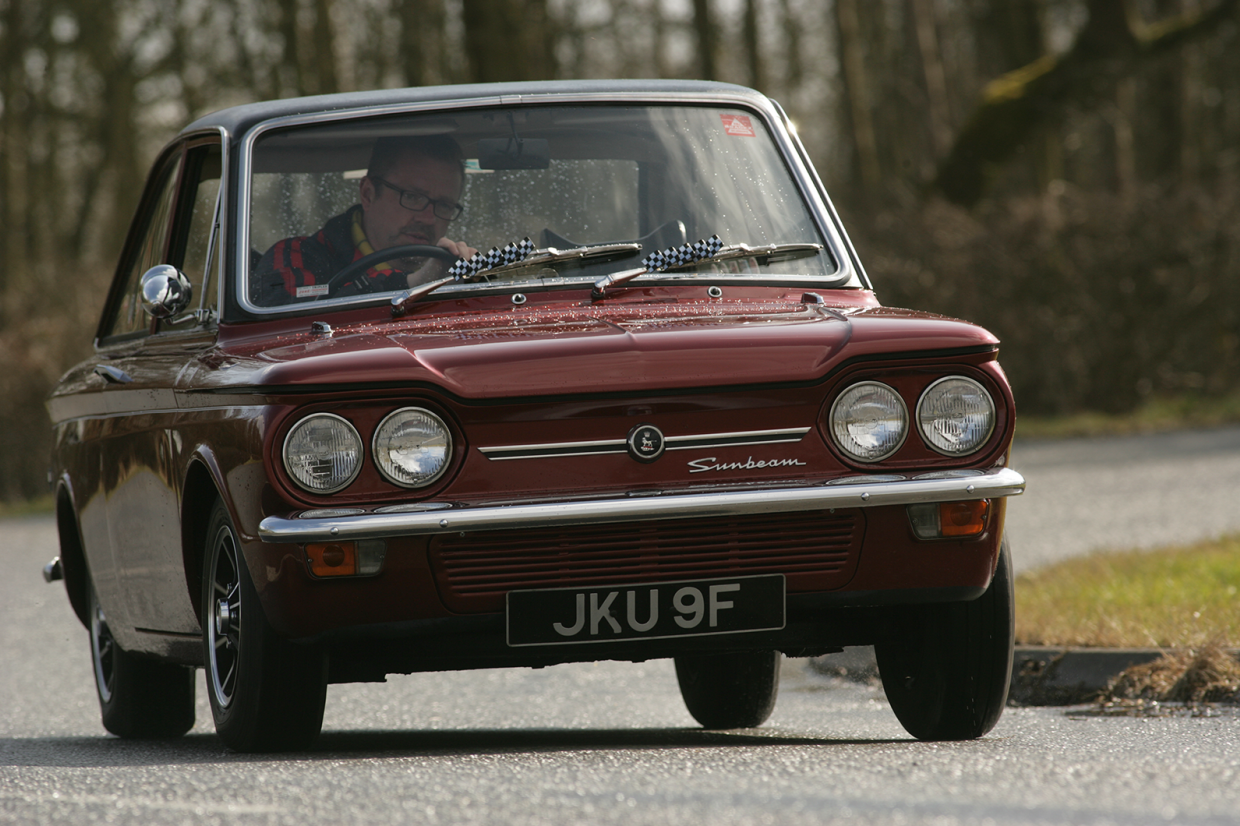 Classic & Sports Car – Don't buy that, buy this: Hillman Imp vs Mini