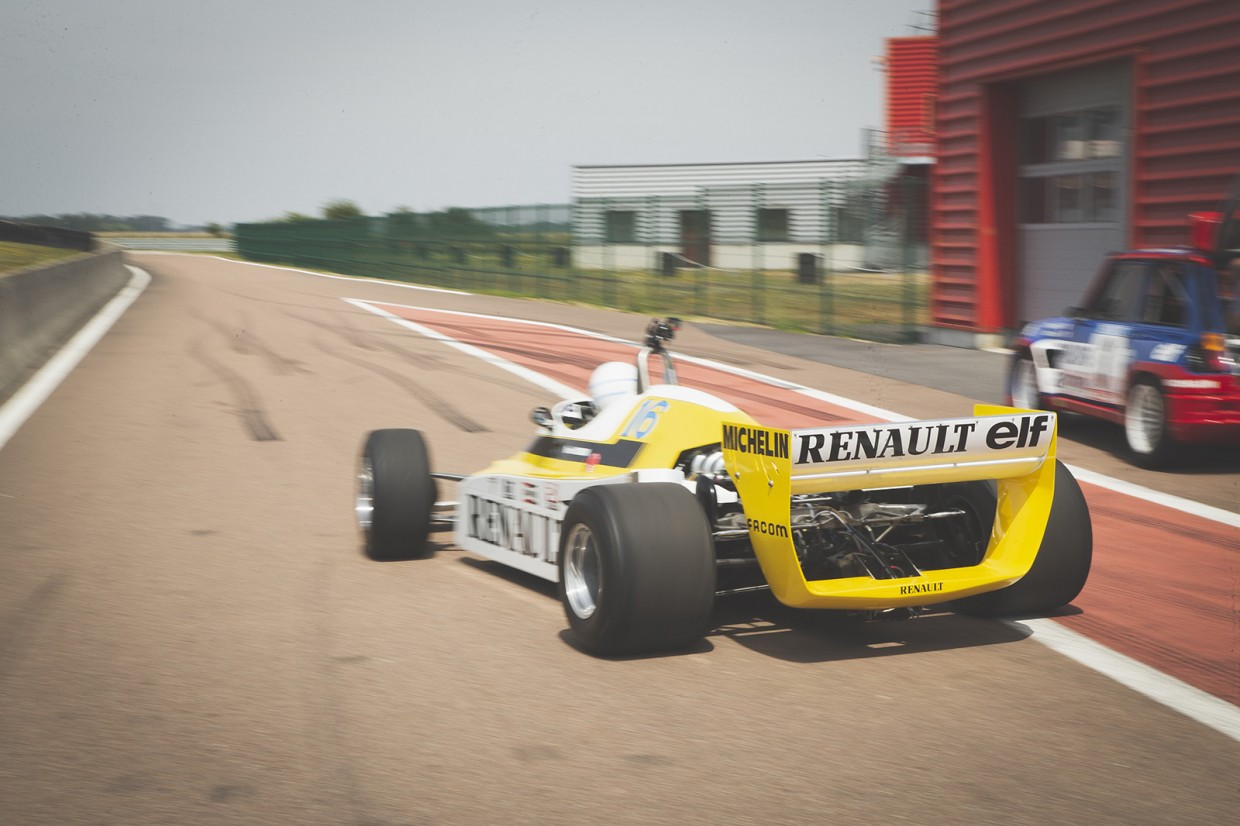Classic & Sports Car – Renault's (un)forgettable turbo victory