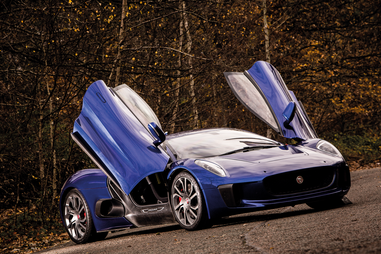 Classic & Sports Car – Jaguar C-X75: Exorcising the ghost of Spectre
