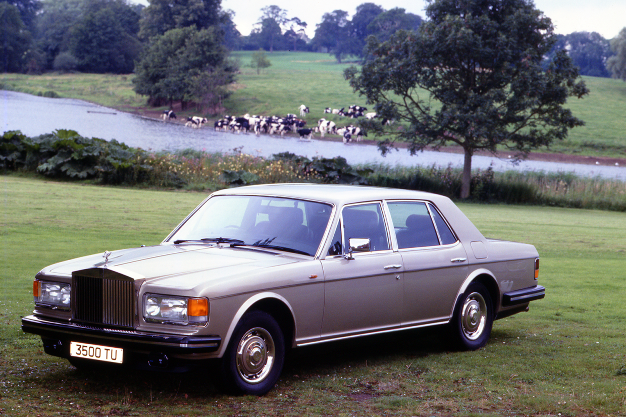 Classic & Sports Car – Buyer's guide: Rolls-Royce Silver Spirit & Spur