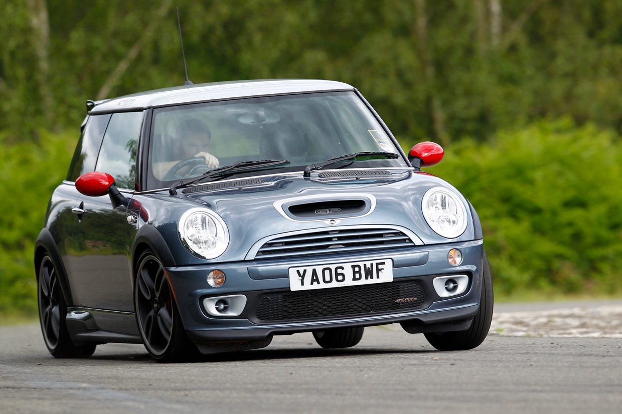 JCW GP was the top-spec version