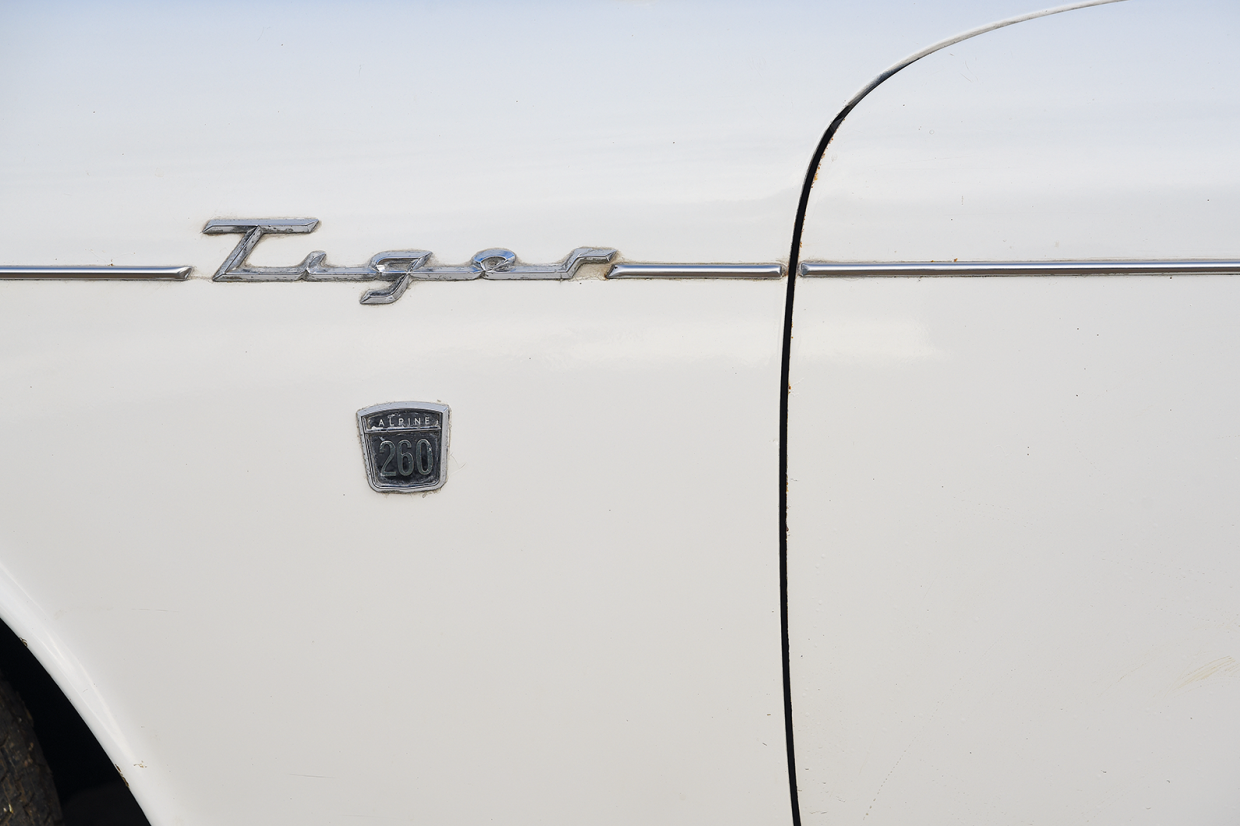 Subtle Tiger script on Sunbeam