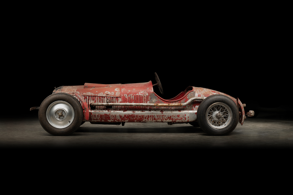 Classic & Sports Car – This rare Alfa Romeo is set for an epic restoration