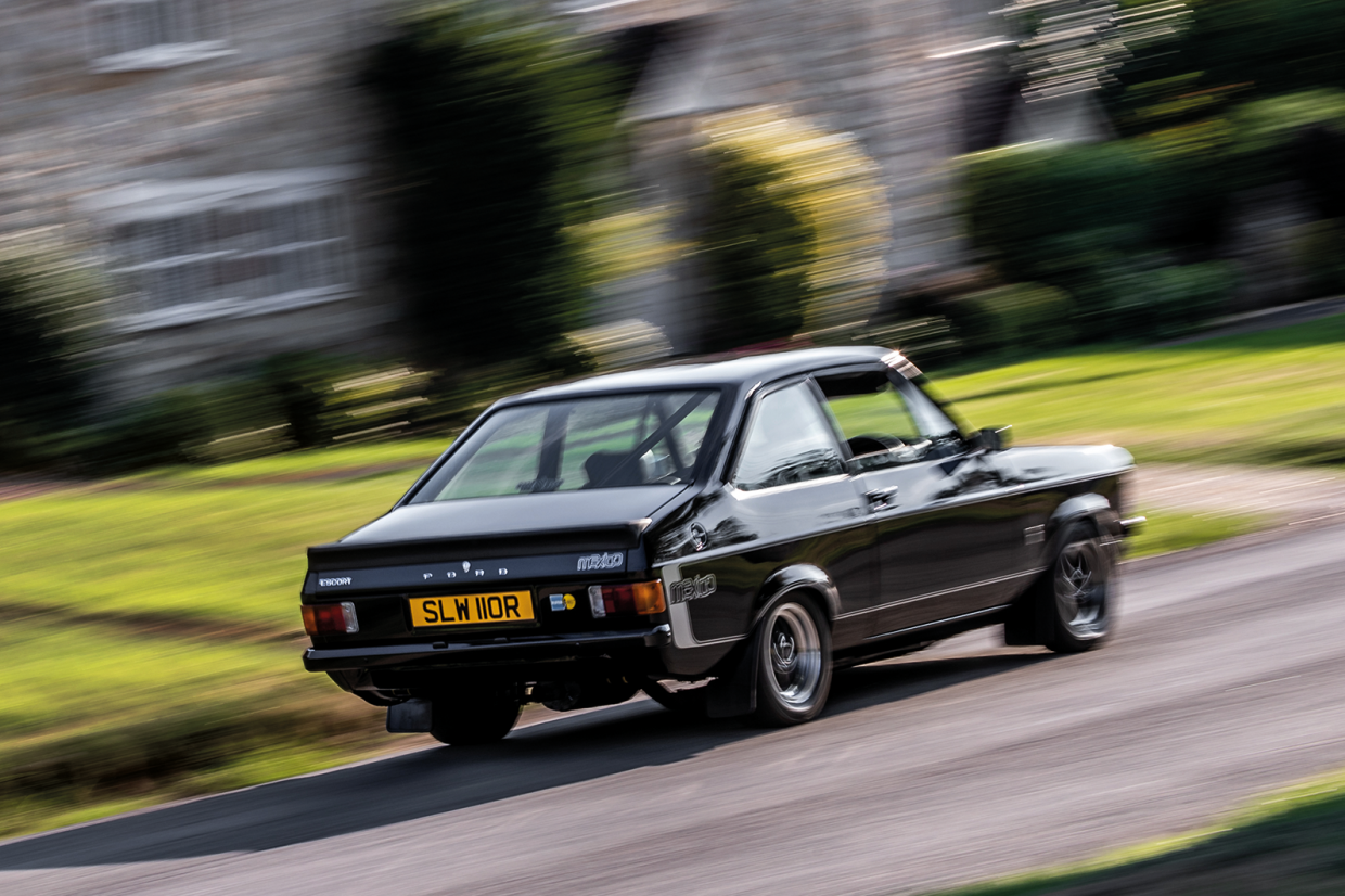 Classic & Sports Car – Your classic: Ford Escort Mexico