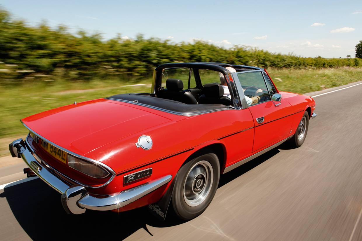 Classic & Sports Car – Buyer's guide: Triumph Stag