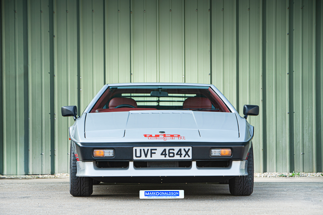 Classic & Sports Car – Want to own Colin Chapman's Lotus Esprit?