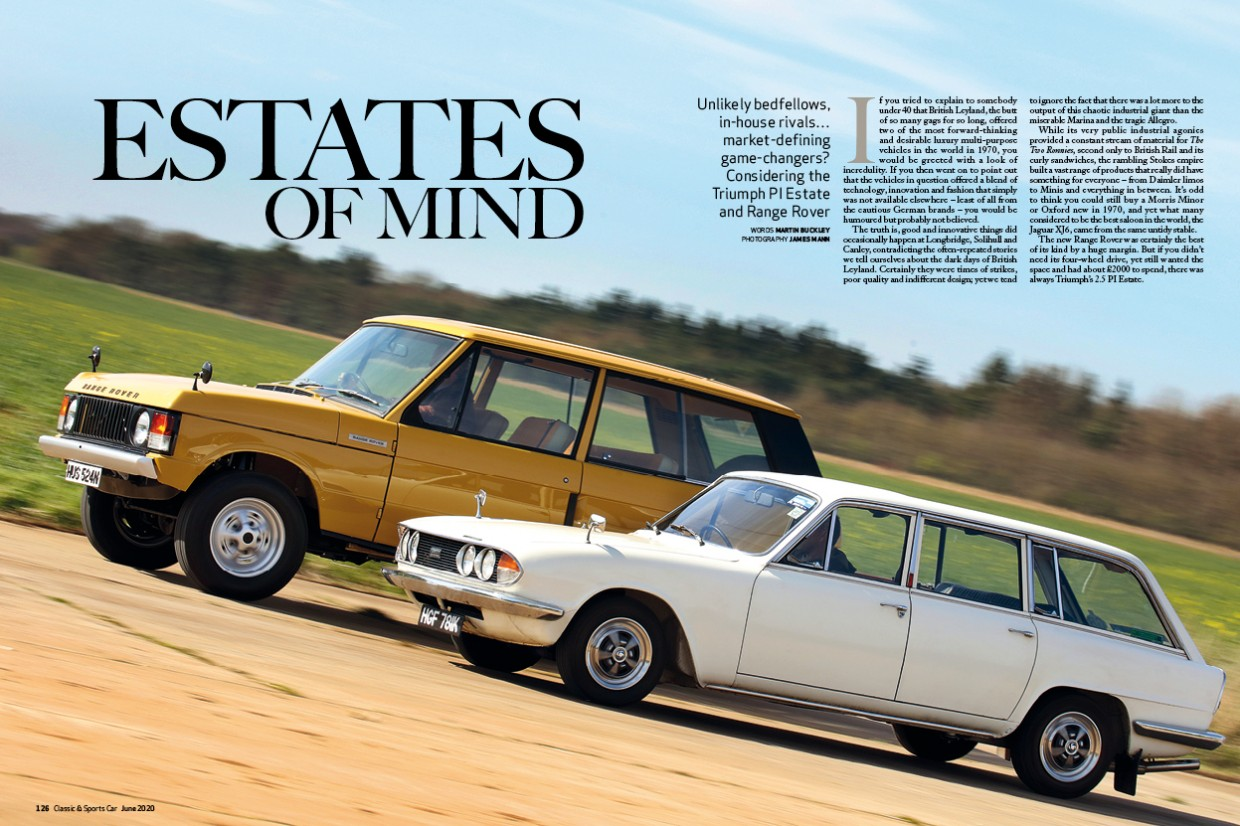 Classic & Sports Car – The Vantage at 70: inside the June 2020 issue of C&SC
