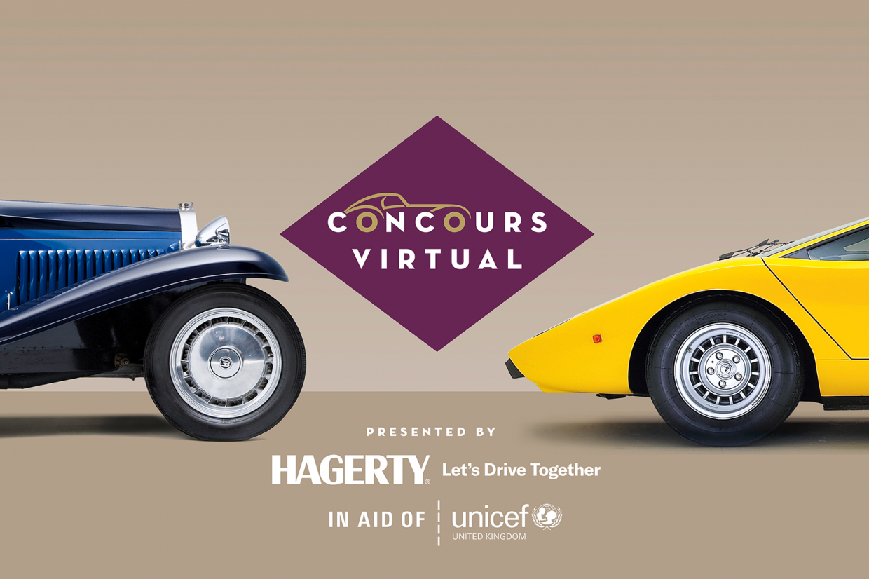 Classic & Sports Car – Virtual classic and supercar concours launched in aid of Unicef