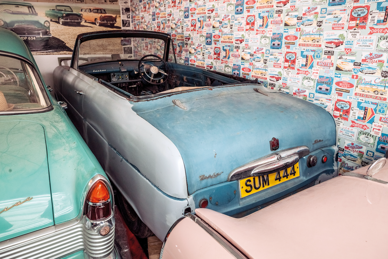 Classic & Sports Car – Also in my garage: a fascination for the '50s