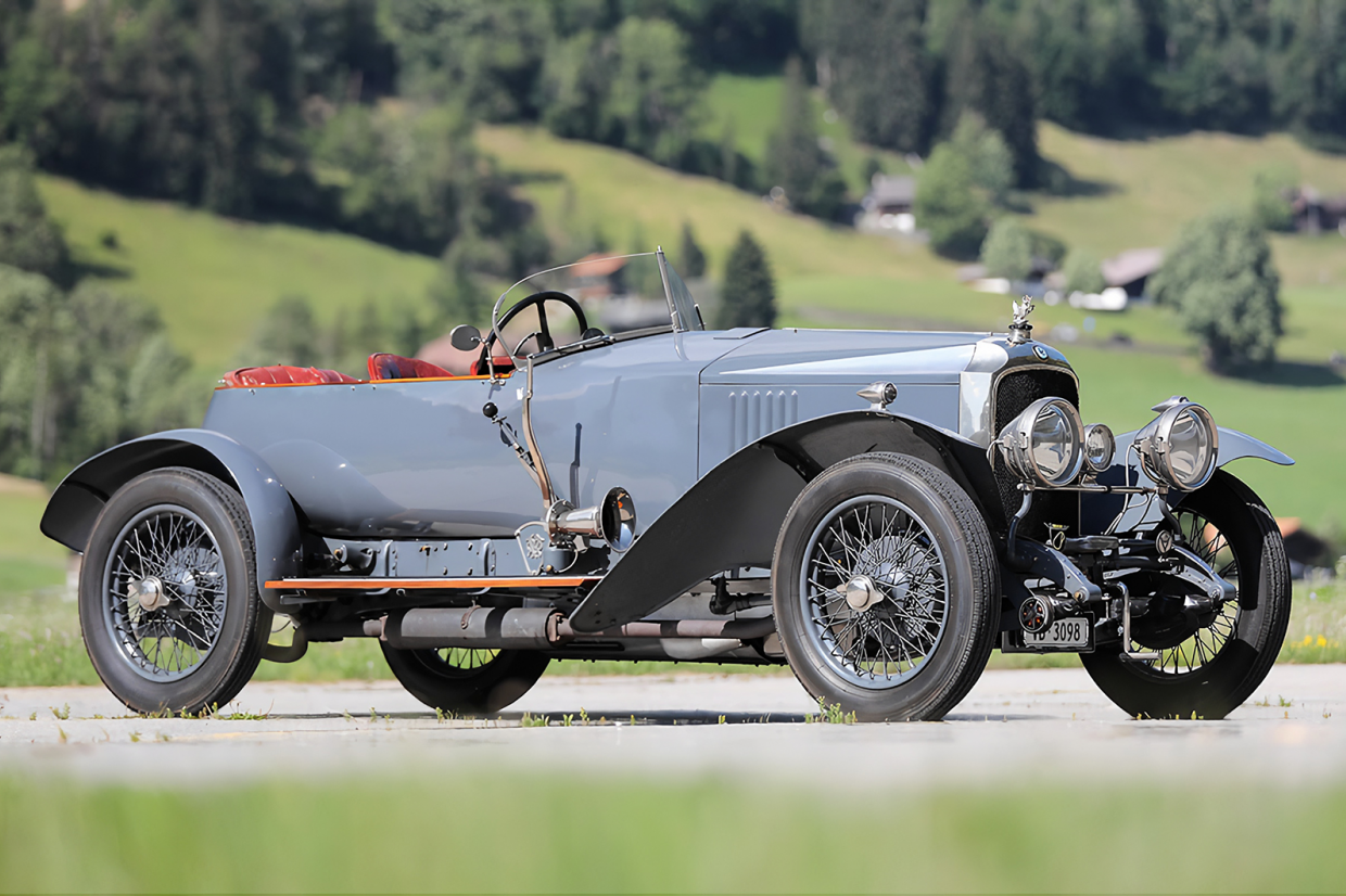 Classic & Sports Car – Concours of Elegance to host Gooding's first European sale