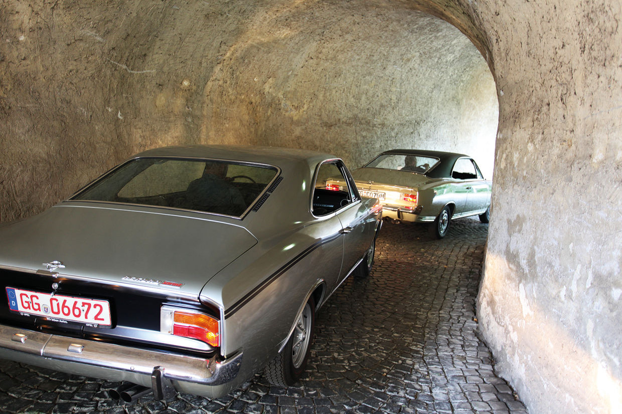 Classic & Sports Car – Off the Rekord: forgotten Opels