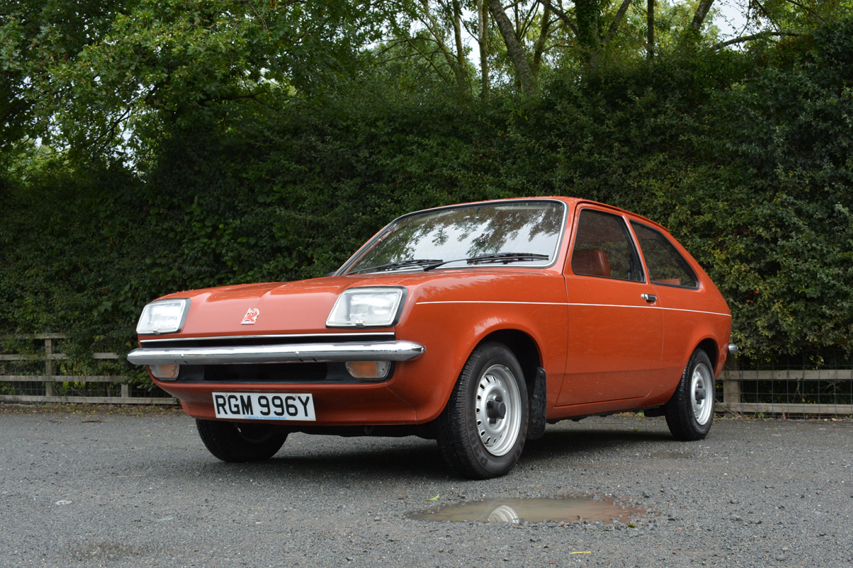 Classic & Sports Car – 11 cars from Vauxhall's Heritage Collection for sale