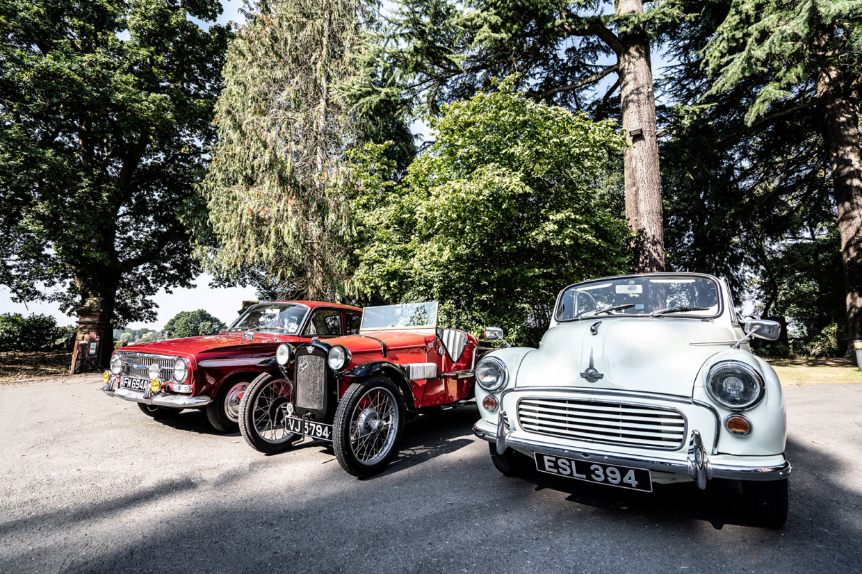 Classic & Sports Car – Learn to drive in a classic car