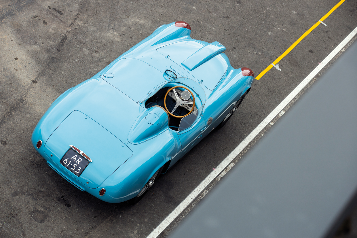 Classic & Sports Car – The sole surviving Lancia D23