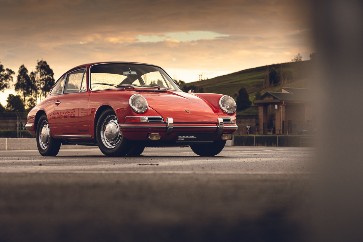Classic & Sports Car – Barn-find revived: the last Porsche 901