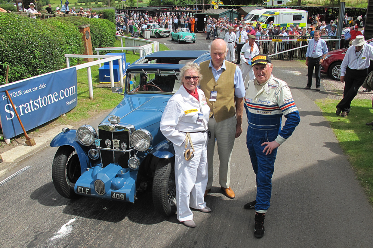 Classic & Sports Car – Win at Classic Nostalgia with C&SC – and save on tickets