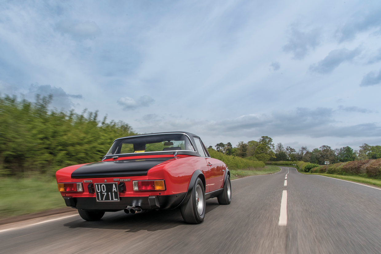 Classic & Sports Car – Second time lucky: Fiat 124 Abarth restoration