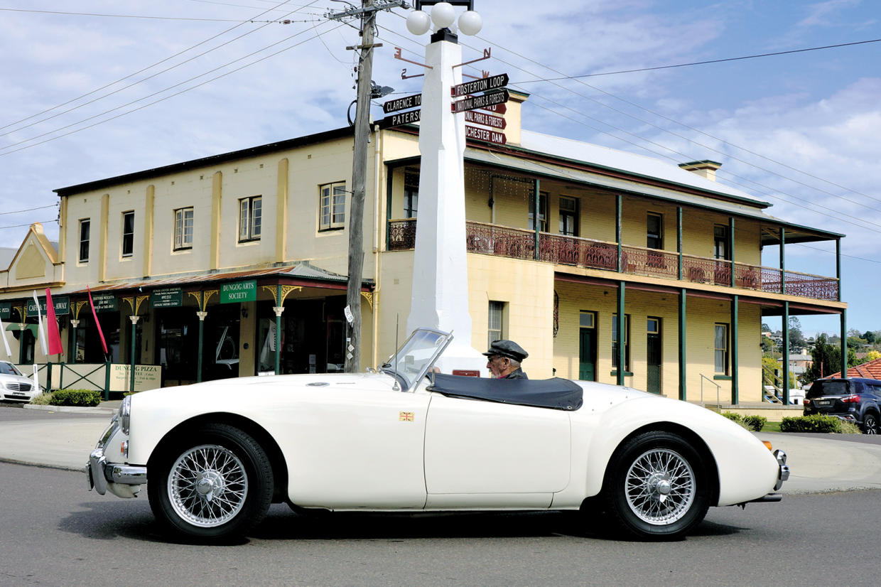 Classic & Sports Car – Your classic: MGA Mk2