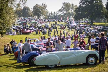 Classic & Sports Car – The Warren Classic and Supercar Show